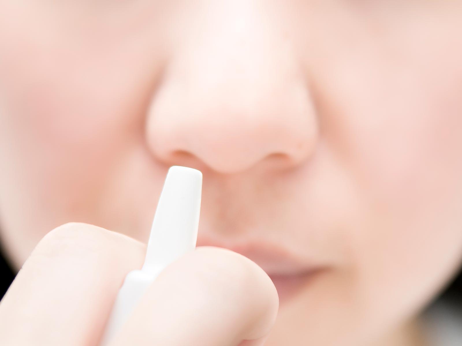 アレルギー治療薬もドライノーズの原因に!?
