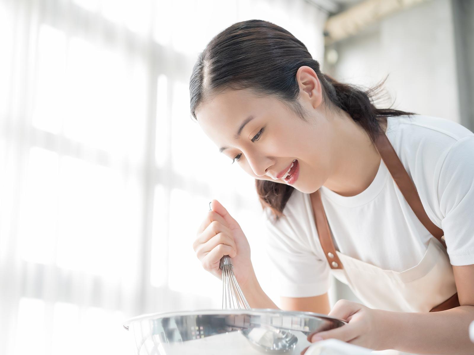春を快適に過ごす、ストレス発散方法:料理にこだわってみる