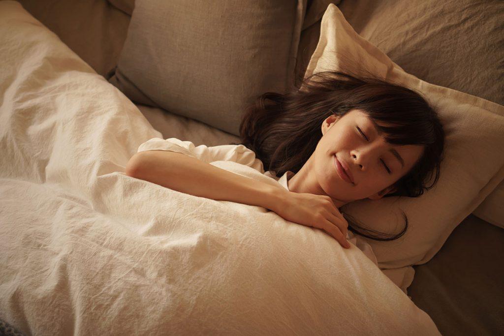 睡眠はカラダと心の健康の源〜睡眠の質について